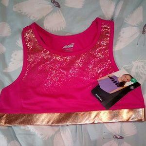 Girl's sport bra